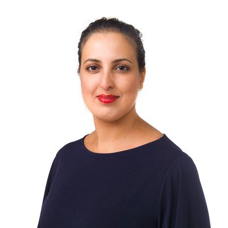 Aïcha Bendahman