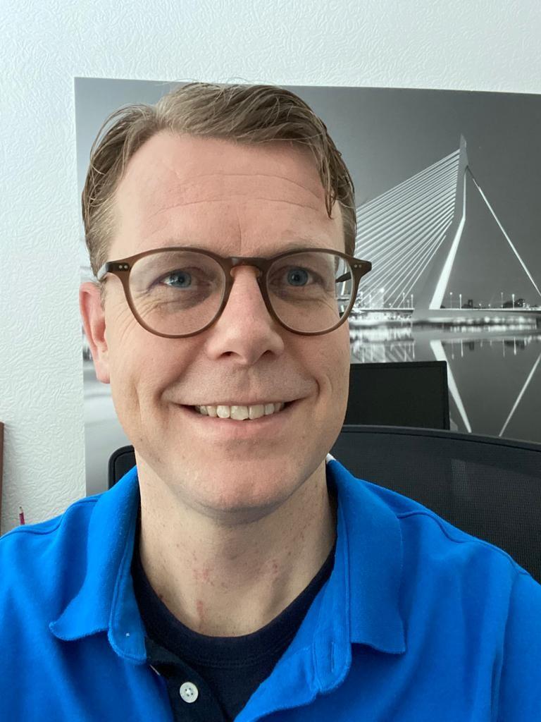 Peter de Graaf, managing director Portbase