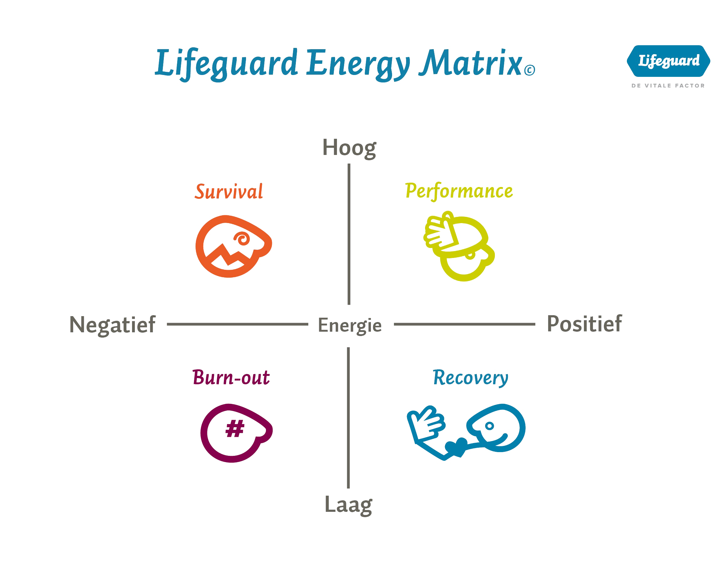 Lifeguard Energy Matrix
